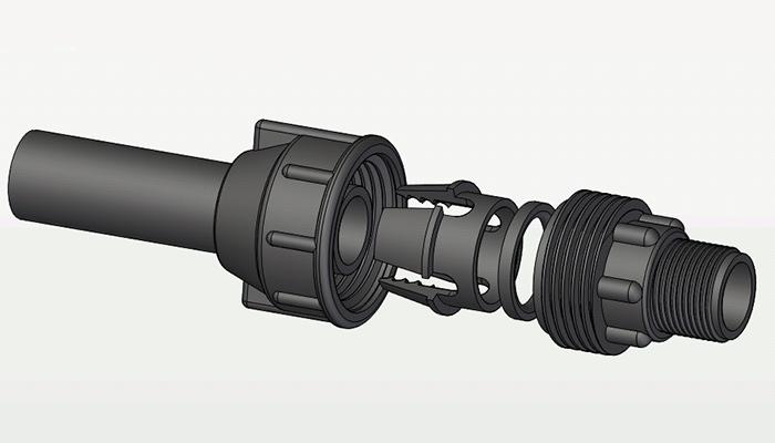 КФ-300 в соединении